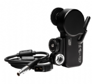 PD MOVIE Remote Air Mini Two Channel Wireless Follow Focus con Apple iPhone & iPod Touch Integration